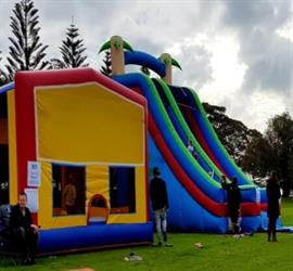 4x4 Standard Bouncy Castle