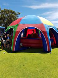 Inflatable Dome Tent/Marquee